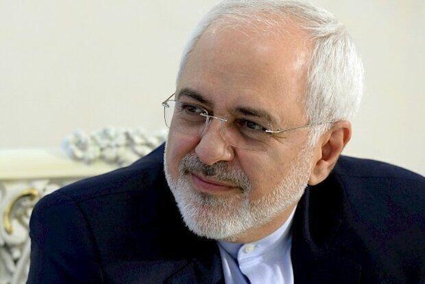 خبرنگاران توییت طعنه آمیز ظریف درباره ادعای وزیر خارجه آمریکا